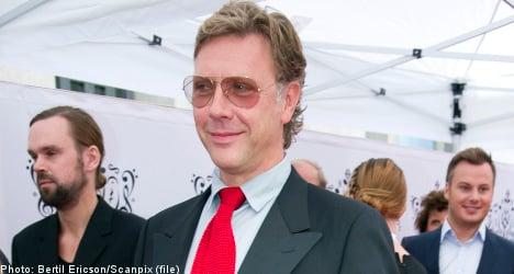 Sweden's Persbrandt signs up for Hobbit role