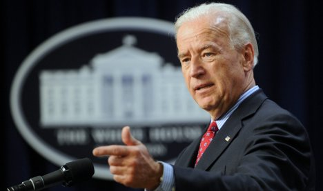 Biden: Berlin 'dropped the ball' in Afghanistan