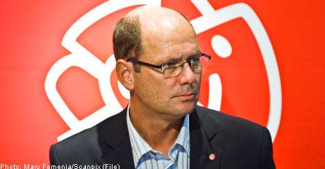 Top Social Democrat to US: party 'lacks ideas'