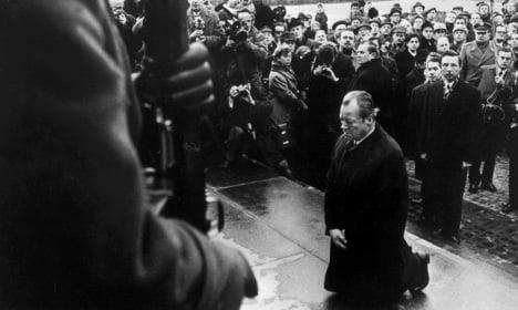 Wulff marks Brandt's Warsaw ghetto tribute