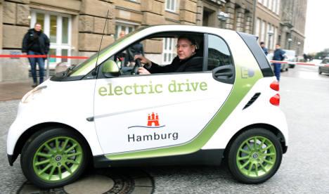 E-mobility efforts stuck in low gear