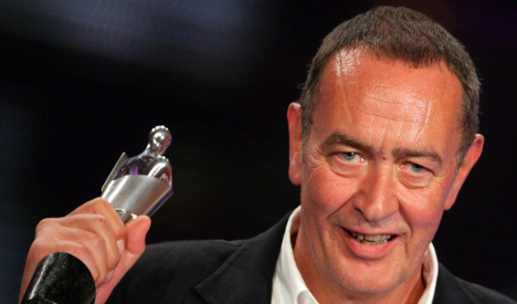 Film giant Eichinger dies of heart attack in LA