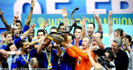 France makes handball history in Malmö thriller