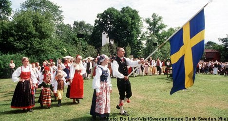 Does Swedish culture hinder Swedish children?