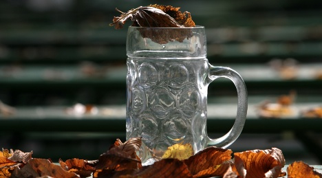 Beer sales continue their gradual slide