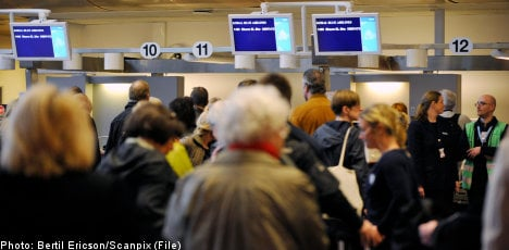 Repatriation of Swedes from Egypt delayed