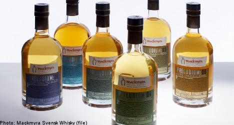Swedish whisky maker eyes stock market listing