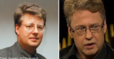 Stieg Larsson brother publishes 'last letter'