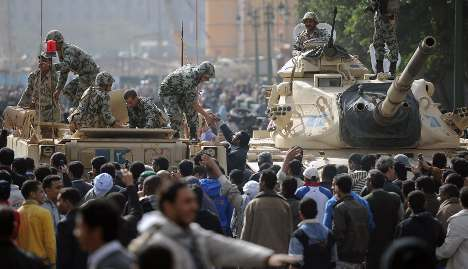 Tour operators ready for fast Egypt evacuation
