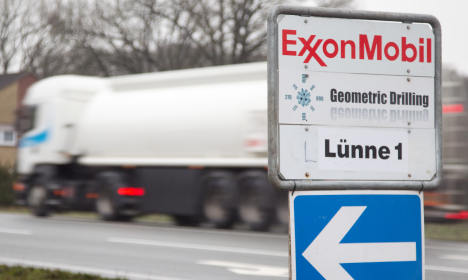 Exxon to invest millions in Rhineland natural gas drilling