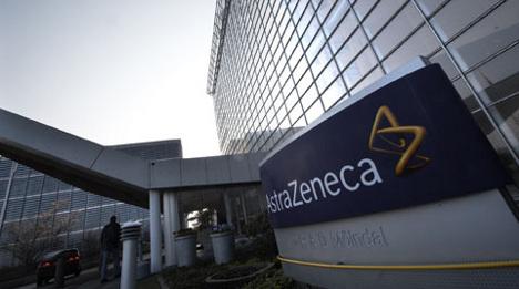 AstraZeneca posts profits hike