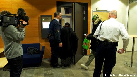Swedes appeal Somalia terror plot conviction