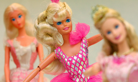 Germany signs Barbie for Women's World Cup