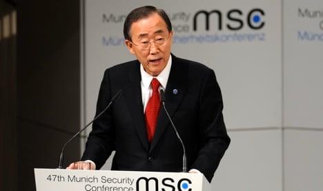 Egypt dominates Quartet talks in Munich