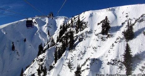 Swedish skier dies after 30-metre fall