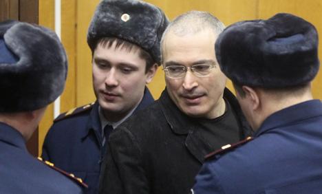 Khodorkovsky film premiering in Berlin shadowed by controversy