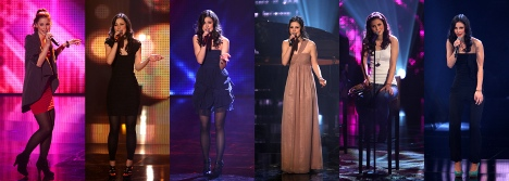 Lena's Eurovision song selection begins