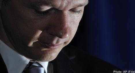 Assange sex crimes file leaked online