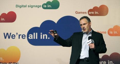 Sweden warns firms of cloud computing risks