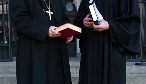 Priest charged with embezzling over €1 mln