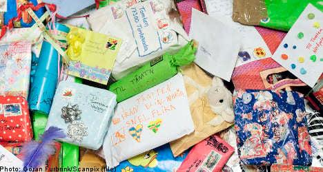 Swedish postal worker stole birthday card cash