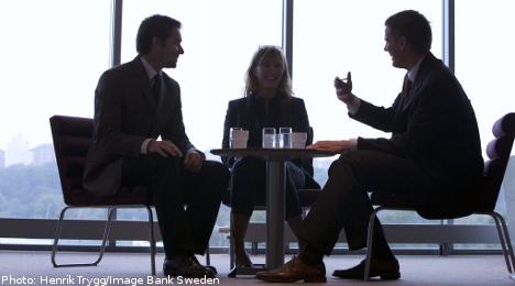 Study: more women lead Swedish companies
