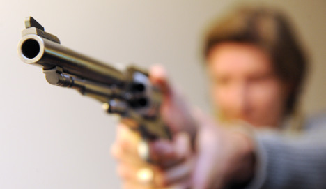 More than six million guns in private hands