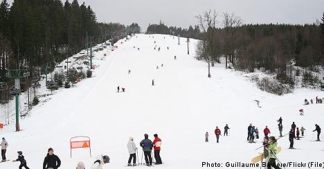 Hit the slopes in southern Sweden? <i>Javisst!</i>
