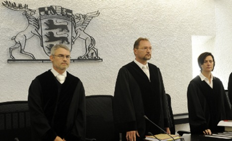 Winnenden father found guilty of manslaughter