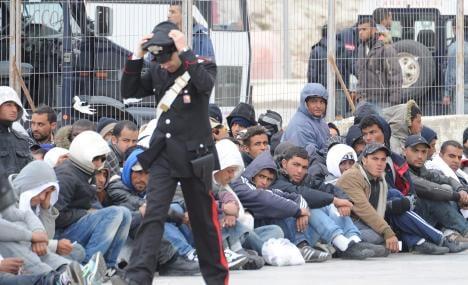 Politicians bicker over Tunisian refugees