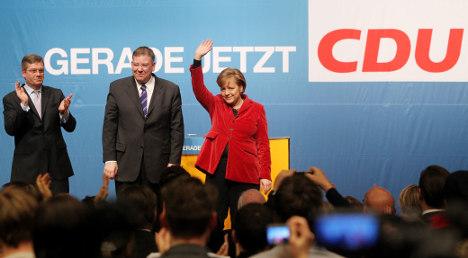 CDU heading for Hamburg hammering