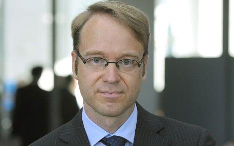 Merkel aide Weidmann to head Bundesbank