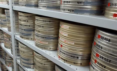 Third Reich 3D films discovered