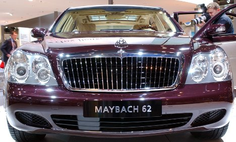 Mercedes Benz relaunches hyper-luxury Maybach car in India