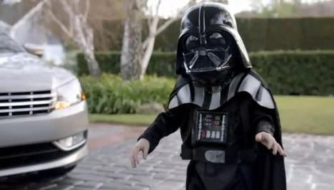 VW hopes mini Vader ad will boost US sales