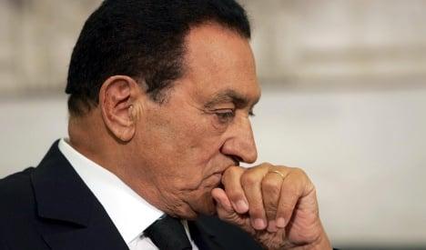 Support grows for hosting Mubarak