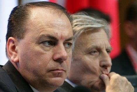 Bundesbank boss Weber stepping down