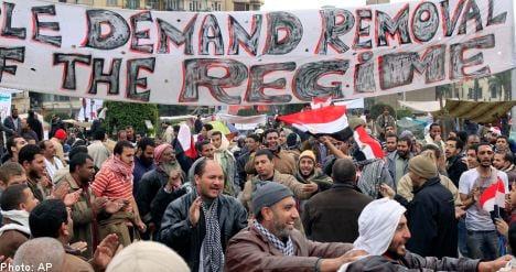Swedish journalists mull leaving Egypt