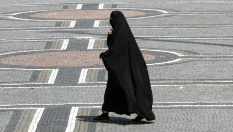 Hesse bans burkas for state workers