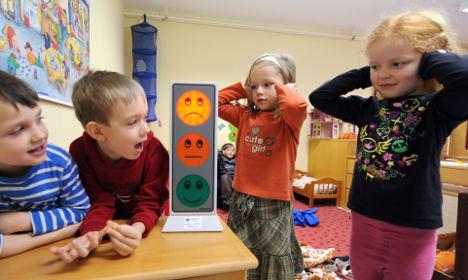 Loud children no longer considered noise pollution