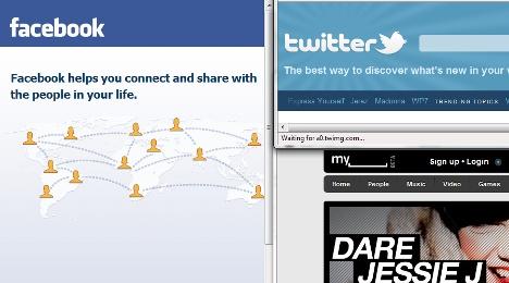 Social media handicap unfriendly: report
