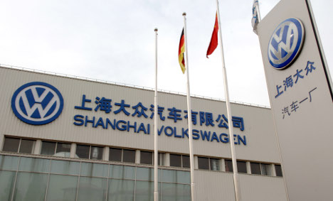 Volkswagen to create 35,000 jobs in China