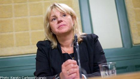 Sweden sacks 'Super Ombudsman'