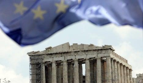 Forgive Greek debt, bank boss Dibelius urges
