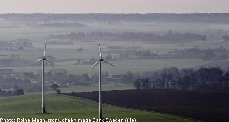 Scrap wind power veto: environment minister