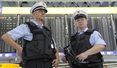 Berlin to scale back anti-terrorism police
