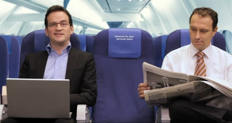 KLM changes business class forever