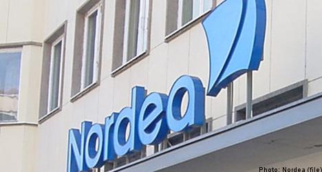Nordea tops estimates with soaring profit