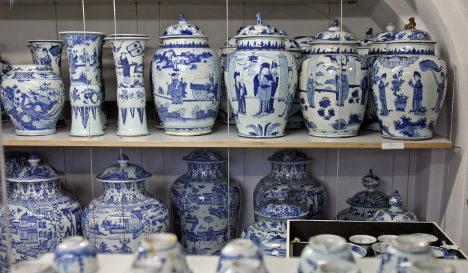 Saxony pays nobles millions for porcelain seized by communists