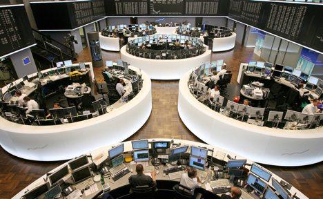 Deutsche Börse in merger talks with NYSE
